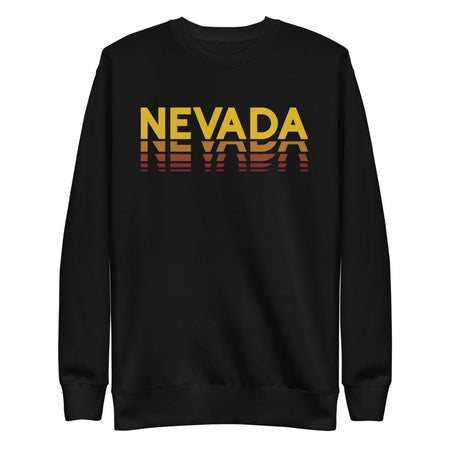 NEVADA RETRO Crewneck