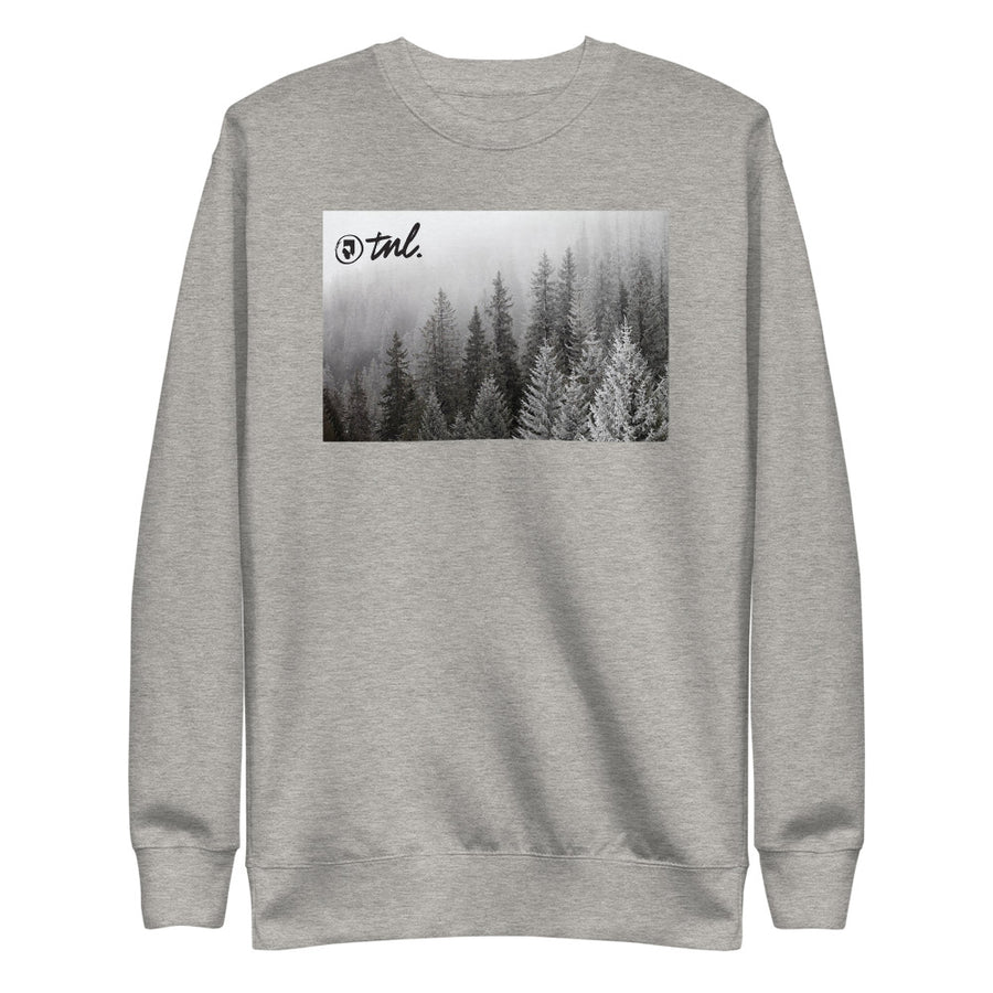 WINTER TREES Crewneck
