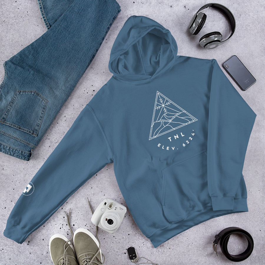 WINTER TRAILS Hoodie