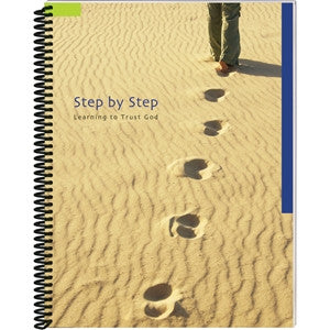 Step by Step: Learning to Trust God - Teen Anthology