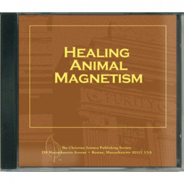 CD: Healing Animal Magnetism - Audio Edition