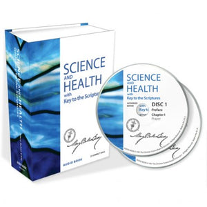 CD: Science and Health with key to the scriptures by Mary Baker Eddy Audio edition