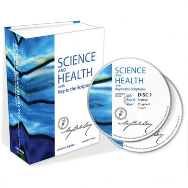 CD: Science and Health Audio edition