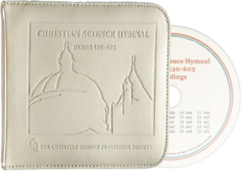 CD: New 2017 Christian Science Hymnal: Piano Accompaniment with voices - Hymns 430-603
