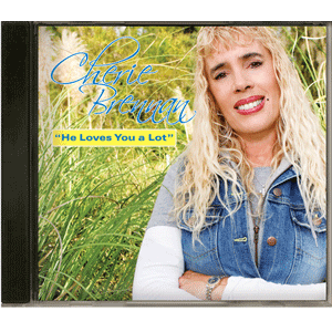 CD: He Loves You a Lot - Cherrie Brennan