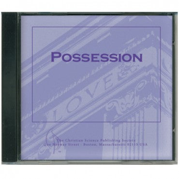 CD: Possession - audio edition