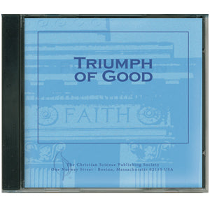 CD: Triumph of Good - Audio Edition