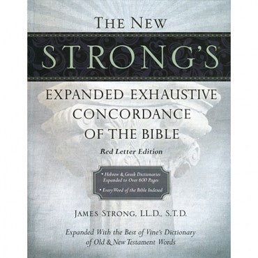 9781418541682-G925B50732EN-New-Strong's-Expanded-Exhaustive-Concordance-Bible