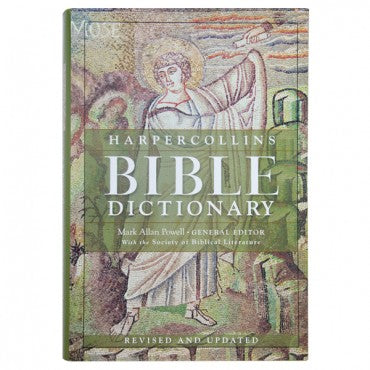 Dictionary: HarperCollins Bible Dictionary