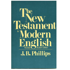 Bible: JB Phillips New Testament (Paperback) G925B62384EN