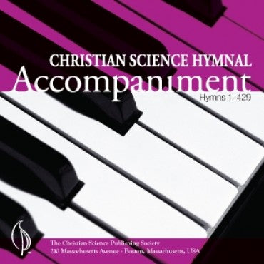 CD: Christian Science Hymnal Accompaniment Hymns 1-429