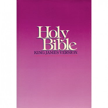 Bible, King James Version, Newtype Edition, (Hardback) P050B40017EN