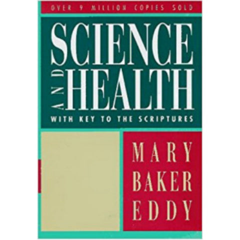 Science and Health with Key to the Scriptures by Mary Baker Eddy, Trade Edition, Large format, Paperback