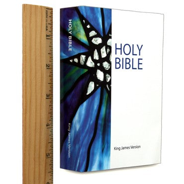 Bible - KJV Sterling, Pocket sized (PB)