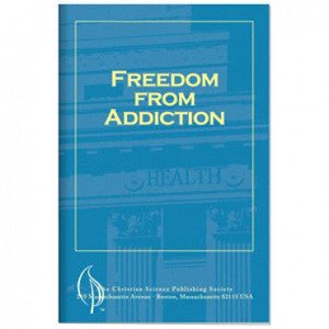Pamphlet: Freedom from Addiction