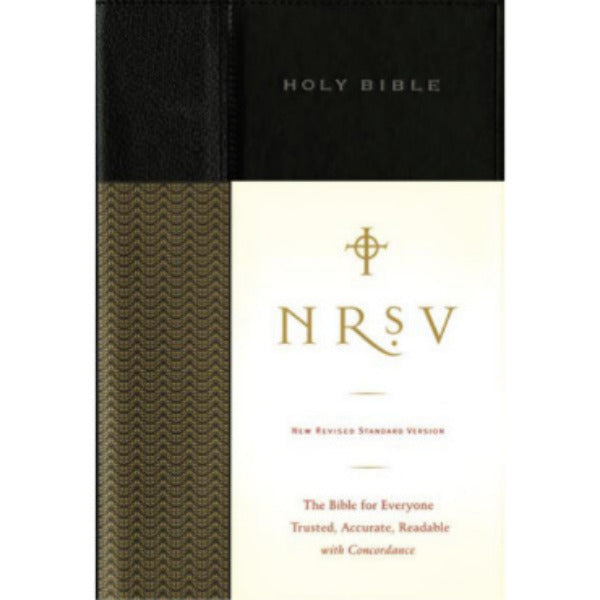 New Revised Standard Version Bible NRSV