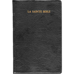 Bible - La Sainte Bible (French) PB