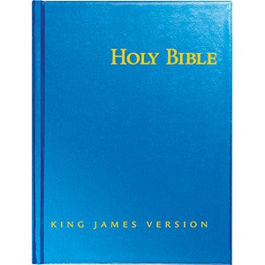 Bible King James Version Indexed Study (Hardback) P050B34060EN