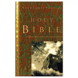 Bible King James Version (Paperback) G800B50619EN
