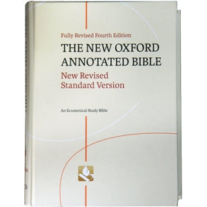 Bible: Oxford Annotated New Revised Standard Version (Hardback) G925B50913EN
