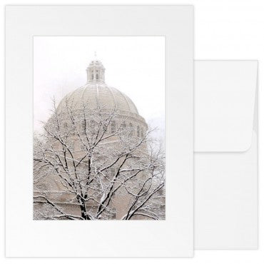 Cards: TMC Extension w/Snowy Trees (Pack of 3)