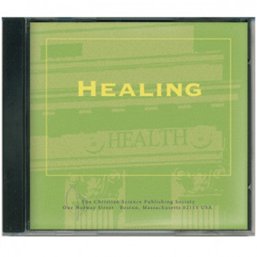 CD: Healing - Audio Edition