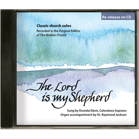 CD: The Lord is My Shepherd