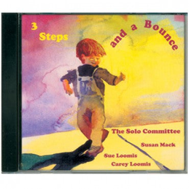 CD: 3 Steps and a Bounce