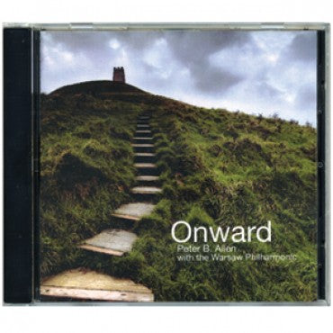 CD: Onward by Peter Allen organ piano