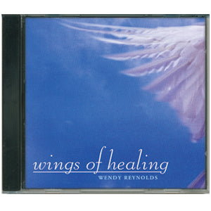 CD: Wings of Healing by Wendy Reynolds