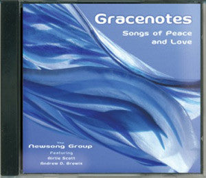 CD: Gracenotes, Songs of Peace and Love - The NewSong Group