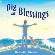 Big with Blessings children's P150B34207EN