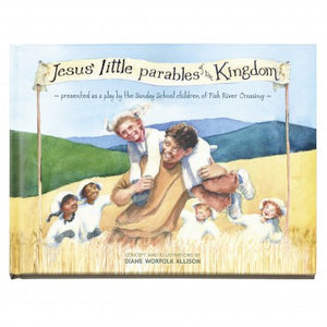 Children - Jesus' Parables - hardback