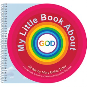 children's book - my little book about God