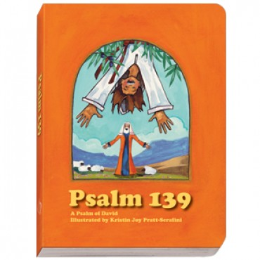 Children's book - Psalm 139