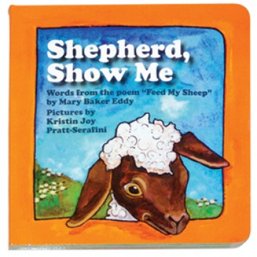 children's book - shepherd show me