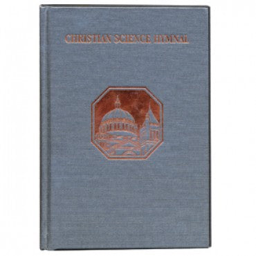 Christian Science Hymnal (1-429) (Grey Hard back)