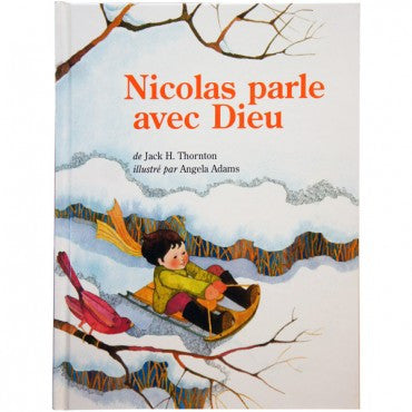 Nicolas Parle avec Dieu / Travis Talks with God  (French)