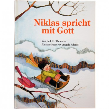Children: Niklas spricht mit Gott / Travis Talks with God (German)