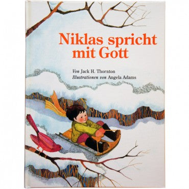 Niklas spricht mit Gott / Travis Talks with God (German)