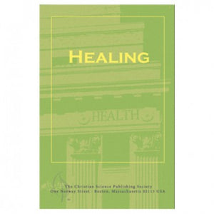 pamphlet - Healing - Christian Science
