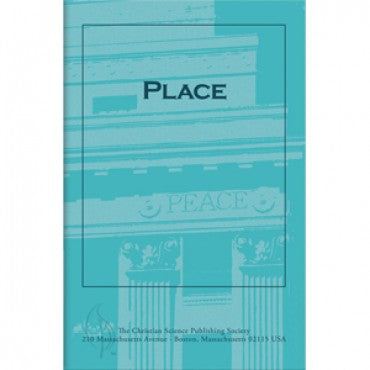Pamphlet - Place - Christian Science
