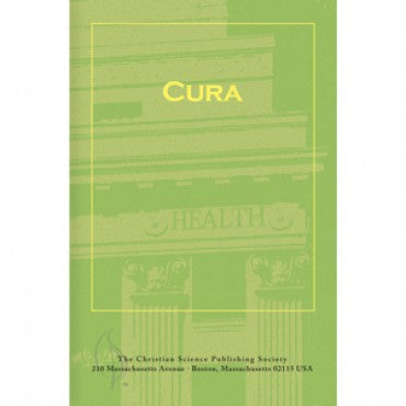 pamphlet - Cura - Portuguese - Healing