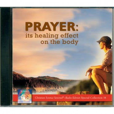 CD: Prayer: its healing effect on the body