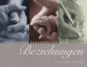 Inspiration for Life's Relationships (German)