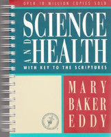 Science and Health Spiral Bound Trade (PB)