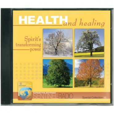 CD: Health and healing: Spirit's transforming power