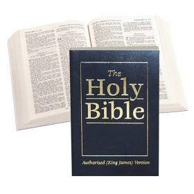 Bible King James Version Small Vinyl 9781862281134