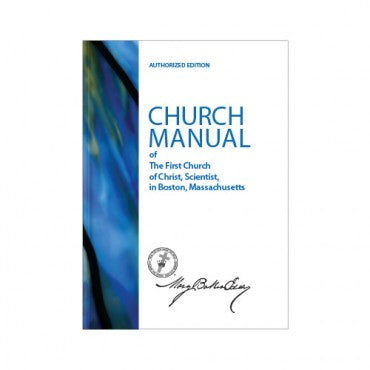 Christian Science Church Manual - Sterling Edition (Hardback)