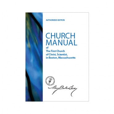 Church Manual - Sterling (Paperback)